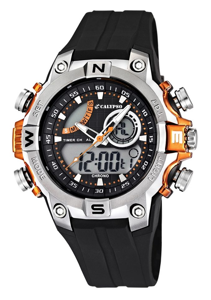 CALYPSO WATCHES Chronograph »K5586/4«